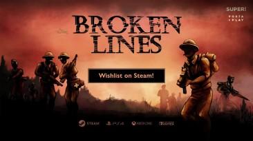 Broken Lines - детали гемплея