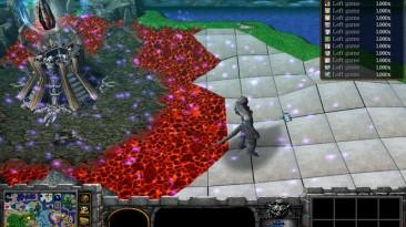 "Warcraft 3 TFT ""Карта - DBZ Tribute Extrerted 1.4"""