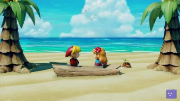 Обзор The Legend of Zelda: Link's Awakening - Где Зельда, чувак?