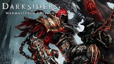 2 апреля Darksiders Warmastered Edition доберется до Nintendo Switch