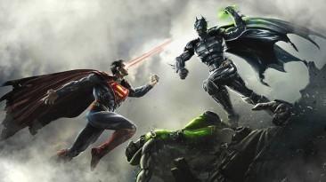 Injustice на iOS и Android получила DLC на тему Batman v Superman: Dawn of Justice
