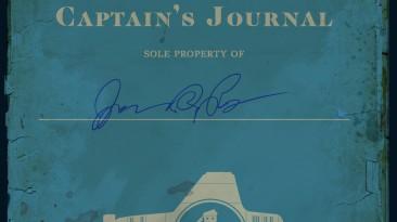 """Diluvion """"Captains Journal(Капитанский журнал)"""""""