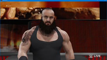 "WWE 2K16 ""Braun Strowman WWE 2K19 порт мод"""