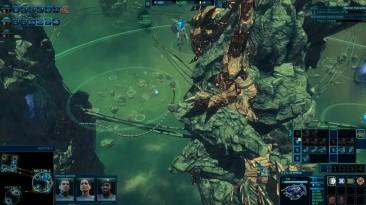 """Ancient Space """"первое геймплейное видео космо-стратегии"""""""