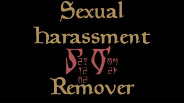Девушка создала для Morrowind мод, который борется с сексуальными домогательствами в игре