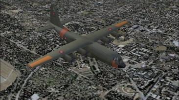 """Microsoft Flight Simulator 2004 """"Lockheed C-130 Hercules"""""""