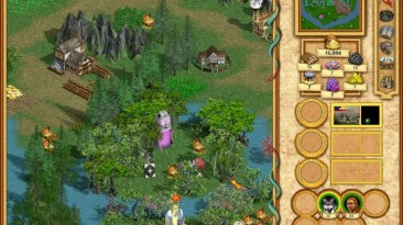 """Heroes of Might and Magic 4 """"Сценарий - Love Conquest"""""""
