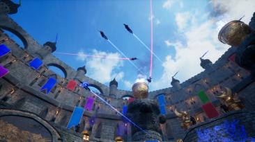 Скриншоты Broomstick League: пиратского квиддича с метлами и волшебными палочками, но без Гарри Поттера