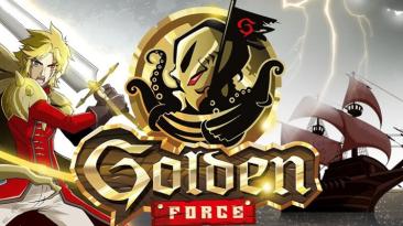 Выход приключенческого платформера Golden Force перенесён на более поздний срок
