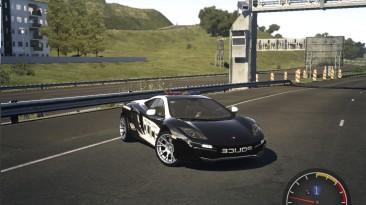 "Crash Time 4 ""[DS] McLaren MP4-12C Police """