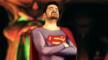 Injustice Gods Among Us - Пародийный скетч от Angry Joe