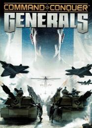 Обложка игры Command & Conquer: Generals