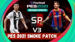 """PES 2021 """"SmokePatch21 Набор Стадионов"""""""