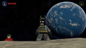 """LEGO Batman 3: Beyond Gotham """"Grey And Black Classic Skin"""""""