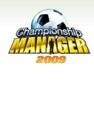 Обложка игры Championship Manager 2009