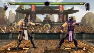 """Mortal Kombat """"UMK3 ninjas!"""""""