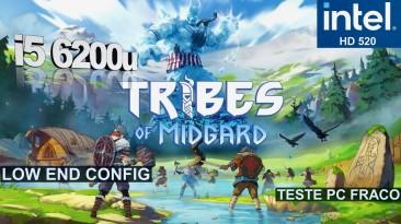 "Tribes of Midgard ""Оптимизация для слабых ПК"""