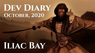 Beyond Skyrim: Iliac Bay Дневник разработчиков, октябрь 2020