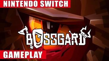Двадцать четыре минуты игрового процесса Bossgard