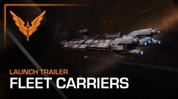 Elite Dangerous получила обновление Fleet Carriers