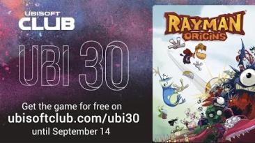 Rayman Origins уже можно забрать