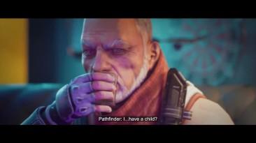 В новом трейлере Apex Legends раскрыли тайну происхождения Патфайндера