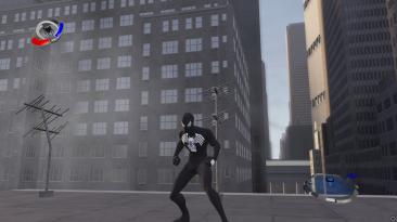 """Spider-Man 3: The Game """"Классический черный костюм"""""""