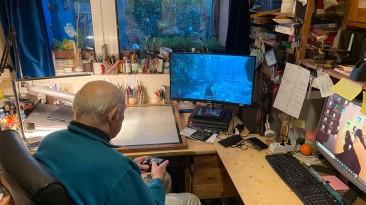 88-летний фанат Morrowind не смог освоить Skyrim на PS4 - он нашел помощника через объявления