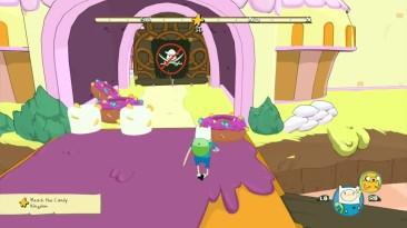 20 минут геймплея Adventure Time: Pirates of the Enchiridion с E3 2018