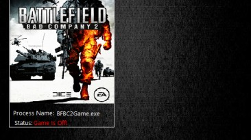 Battlefield: Bad Company 2: Трейнер/Trainer (+2) [Latest Steam] {MrAntiFun}