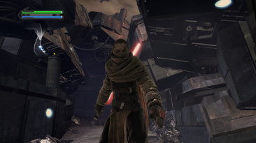 """Star Wars: The Force Unleashed """"Фикс FPS"""""""