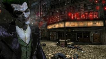 "Batman: Arkham Origins ""Free roam character v3.5"""