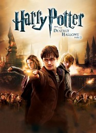 Обложка игры Harry Potter and the Deathly Hallows: Part 2