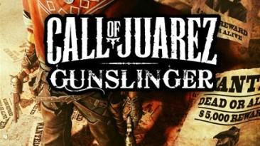 Call of Juarez: Gunslinger. Превью и интервью