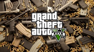 """Grand Theft Auto 5 """"Gun Sounds Overhaul - изменение звуков выстрела"""""""