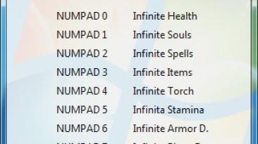 Dark Souls 2: Трейнер/Trainer (+11) [1.06 regulation v1.11] {GRIZZLY / PlayGround.ru}
