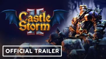 CastleStorm 2 обзавелась датой релиза и новым трейлером