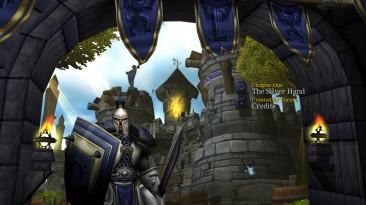 "Warcraft 3 TFT ""Кампания - The Adventures of Rowan the Wise"""