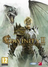 Обложка игры Divinity 2: Ego Draconis