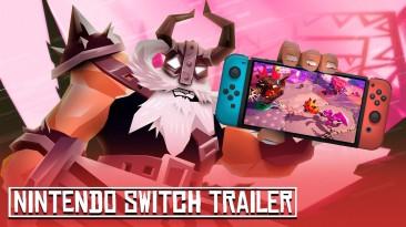 """Многопользовательский экшен """"Bossgard"""" близится к релизу на Nintendo Switch"""