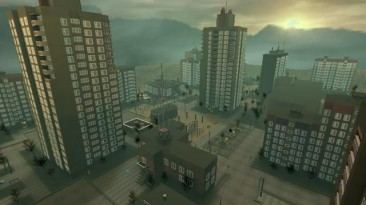 "Quake 3 Arena ""Карта Krichevo Town"""