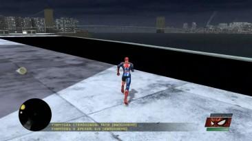 Spider-Man: Web of Shadows - Великое ничто | Прикол-баг