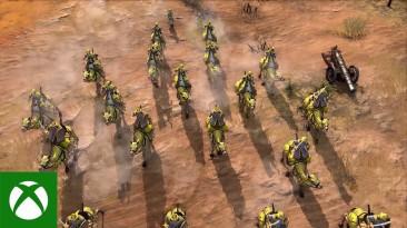 Морская война и Аббасиды в новом трейлере Age of Empires IV
