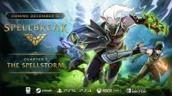 Крупное обновление Chapter 1: The Spellstorm для Spellbreak выйдет 15 декабря