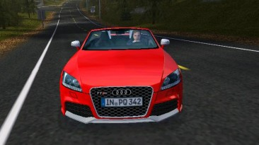"""Need for Speed: High Stakes """"Audi TT RS Roadster"""""""