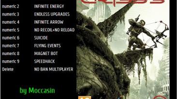Crysis 3: Трейнер/Trainer (+11) [Repack] {Moccasin}