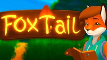 В раннем доступе вышел FoxTail, очень милый квест о лисице