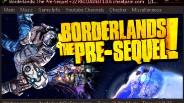 Borderlands: The Pre-Sequel: Трейнер/Trainer (+22) [1.06] {h4x0r}