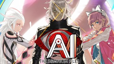 Русификатор текста для AI: The Somnium Files (ПК и Switch версии)