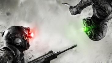 Splinter Cell: Blacklist: Шпионы vs Наемники (обои)